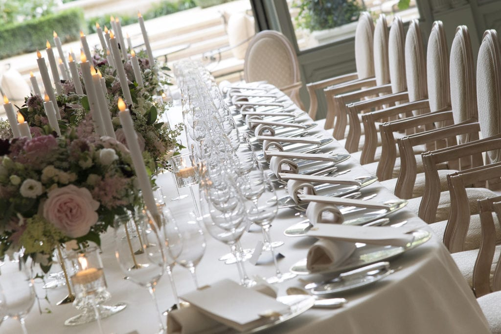 Image showing place settings